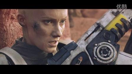 CGI VFX Spot HD- 'ALIVIA Duel' by Platige Image