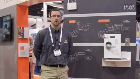 【Schlage ENGAGE™ Technology】Introduction at ASIS 2015 Anaheim