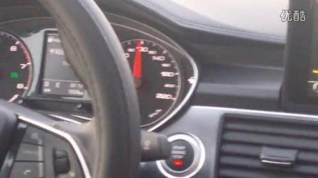 众泰Z700实车高速路行车视频第十六段