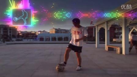 Spectrum football in Ningxia