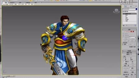 3DMAX基础入门制作角色人头模型教程01