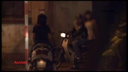 越南暗拍小姐红灯区卖淫