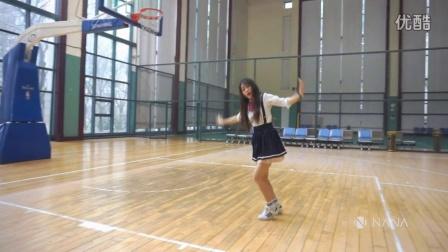【NANA】Gfriend - 今天开始我们之小学妹承包篮球场+练习室拼接版~