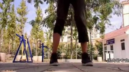 鬼步舞大步教学视频最经典机械舞少儿爵士培训