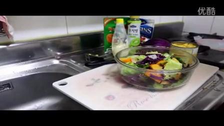 蔬菜沙拉的家常做法 蔬菜沙拉分享