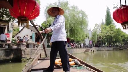 老外夫妻游上海