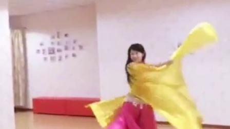 营口.鲅鱼圈蕾蕾东方舞培训 肚皮舞金翅道具舞蹈  蕾蕾老师课堂视频