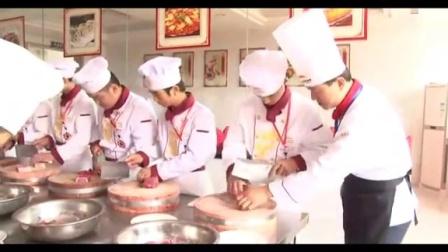 教学场景展示-学厨艺去安徽新东方厨师培训学校
