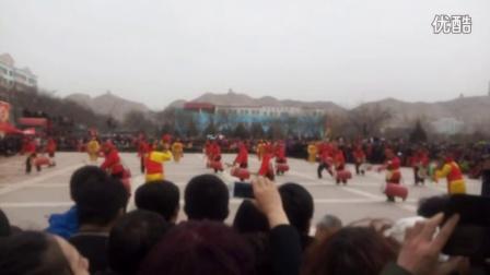 兰州市皋兰县2016年元宵节社火表演