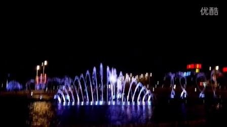 杭州下沙音乐喷泉