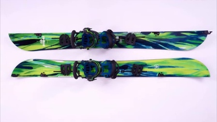 Setting up your Burton Splitboard is easy thanks to The Channel