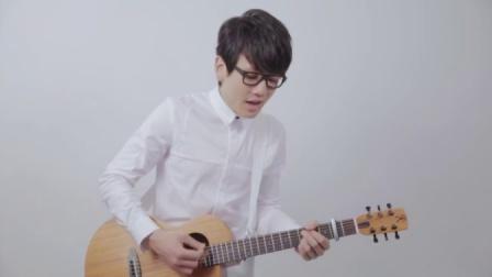 北京米芽乐器:彩虹人鸟吉他-M2诞生鸟|河仁杰《写封信给你》|aNueNue Bir