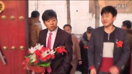 【霍冬冬 米苗苗】结婚录像 第一部 《接新娘》