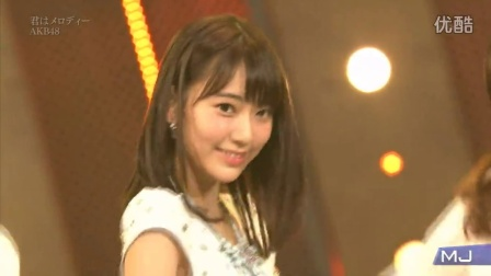 【小櫻花字幕組】AKB48 - Talk++君はメロディー(160222 MUSIC JAPAN)