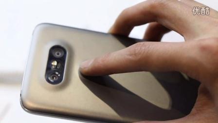 会变形的手机 LG G5现场试玩