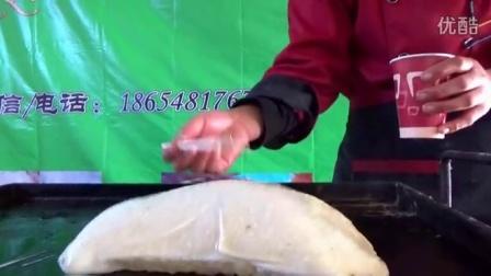 河南鸡蛋灌饼加盟 地摊小吃鸡蛋灌饼做法 家常早餐鸡蛋灌饼