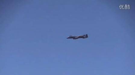 美国空军 A-10攻击机,F-15 & F-16 战斗机·近距离作战训练