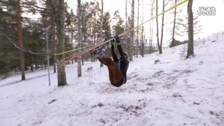 深井冰会滑雪 real skifi episode 12