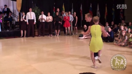 ILHC 2015 - Invitational Strictly Lindy Finals
