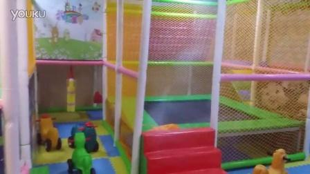 厂家直销淘气堡室内儿童乐园亲子乐园河南浩奇游乐设备