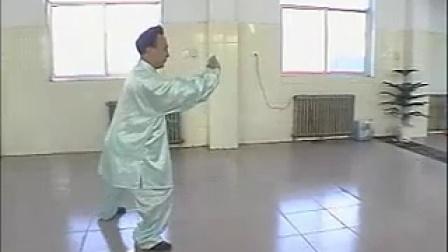 张志俊三门峡陈式太极拳培训班教学 1
