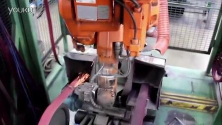 工业机器人磨钳爪