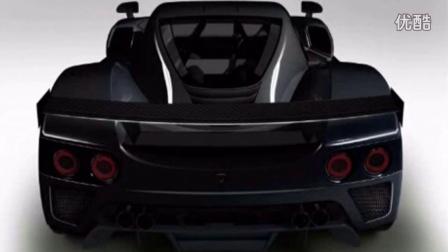 又出一款堪比法拉利的顶级跑车 Arash新款超跑问世