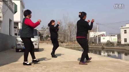 郑家塘 广场舞 双枪老太婆
