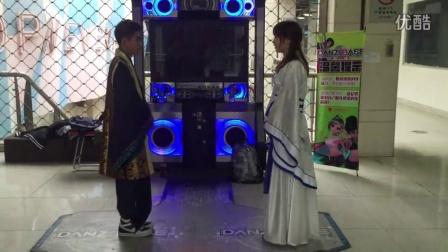 舞力特区 第六届人气大赏  长沙大柳and黑米-大汉情缘之爱无畏。