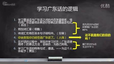 学习广东话的逻辑