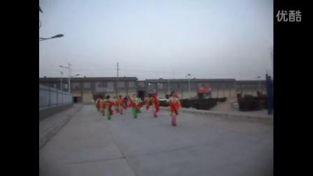 庆城县,白马,正月十五闹元宵