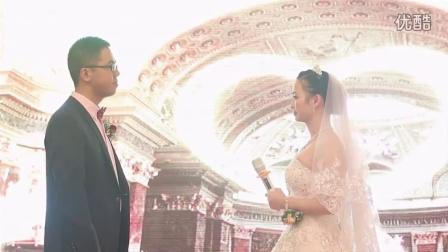 安徽婚礼主持人任幸样片(互动)