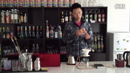 手冲咖啡教学视频久酒饮艺培训工作室李波