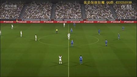 Biu马超 《实况足球》2月25日直播录像(1)再见尤文 欧冠向前