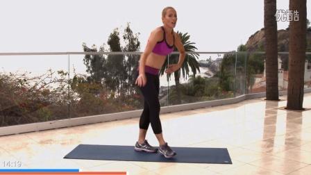 [4K画质]TABATA锻炼- 暴虐上半身与核心