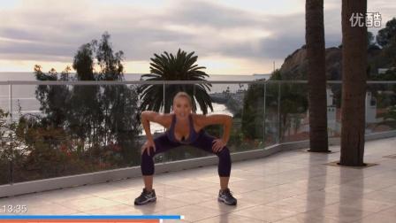 [4K画质]TABATA暴虐锻炼 - 集中腿部