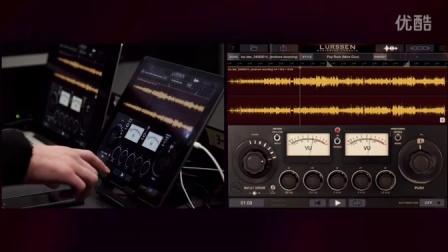 NAMM 2016- Lurssen Mastering Console 现场演示