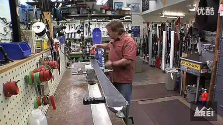 【保养】CNFORCE滑雪板的护理和维修