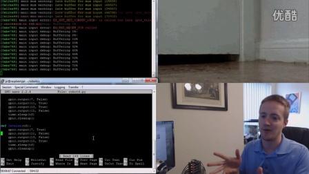 Raspberry pi with Python for Robotics - Video Streaming Pi RC Car! (1080p)