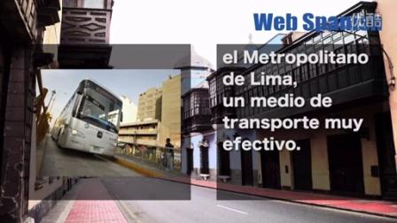 秘鲁旅游情景西班牙语 -- Utilizando el transporte público-