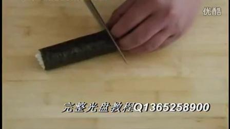 寿司的做法视频 好吃的美食 如何做寿司
