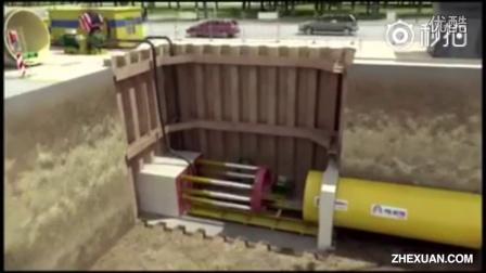 拉森钢板桩顶管应用介绍