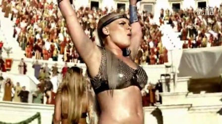Britney,Beyonce《We Will Rock You》 超清