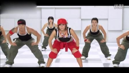 健美操教学视频 瑜伽初级教程01中文【有氧操】高清-小红帽_4