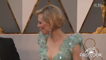 Cate Blanchett arrives at the 2016 Oscars in Hollywood