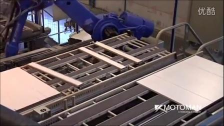 MOTOMAN机器人包装图书箱