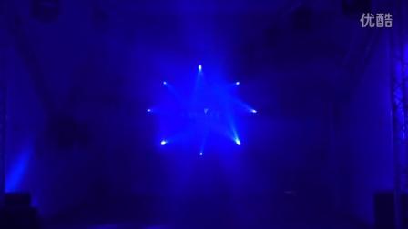 祥明灯光2016展厅灯光秀