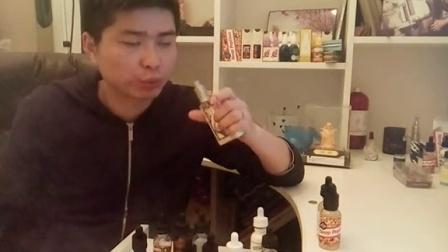 电子烟蒸汽烟烟油评测