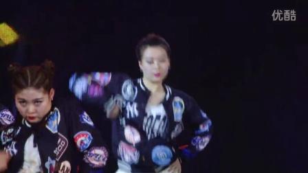 兄弟联盟街舞培训机构—千人公演 ----super star(鲅鱼圈)