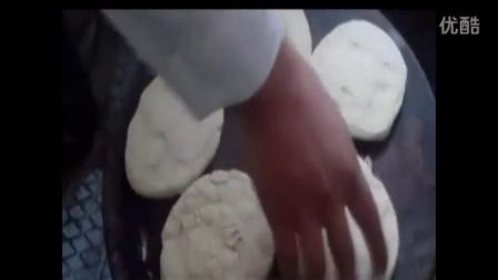 西安正宗肉夹馍的做法之饼的做法